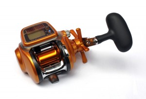 a guide to electric fishing reels | fishermen's angle, Reel Combo