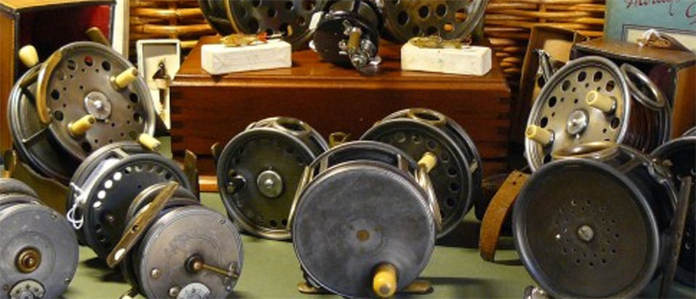 Featured Image For Classic Fishing Reel Reviews