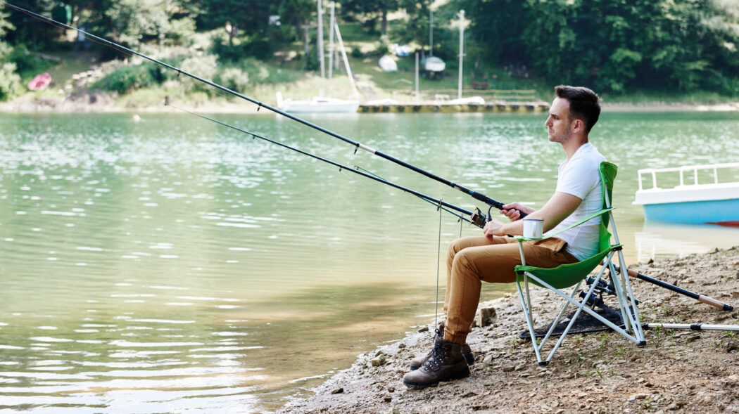 Featured Image For The Best Fishing Chairs: Reviewed & Rated (2021 Update)