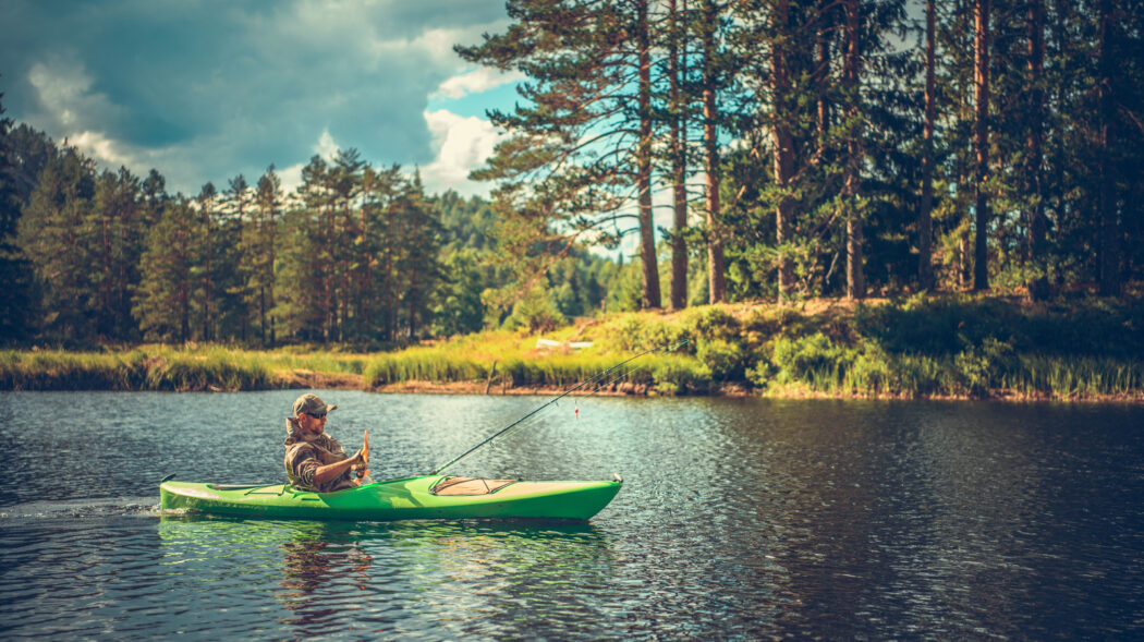 Featured Image For The Best Fishing Kayak (2021 Update)