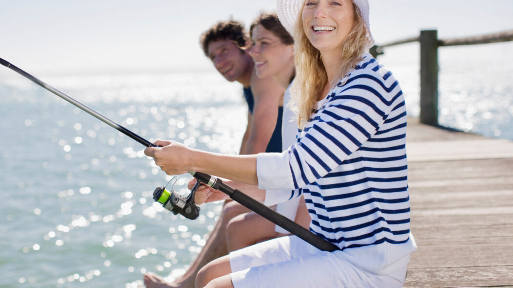Featured Image For Pier Fishing Tips – A Guide to Gear & Fishing Etiquette