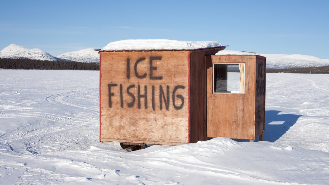 Featured Image For Ice Fishing Tips: Best Safety, Gear & Tactics (2021 Update)