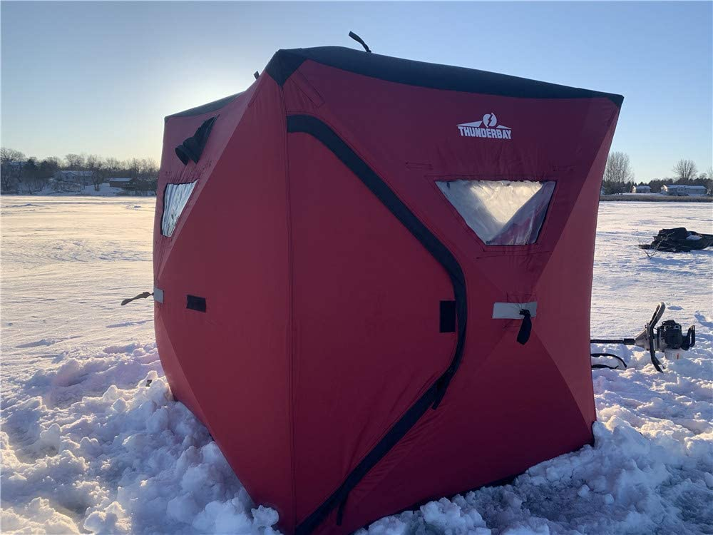 the best ice fishing shelters